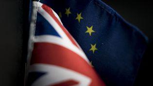 Le huitième rendez-vous de négociationsde l'année entre Britanniques et Européens autour du Brexitdébutera mardi8 septembre 2020. (KENZO TRIBOUILLARD / AFP)
