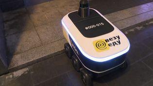 Moscou : quand des robots se mettent à la livraison de repas (FRANCE 2)
