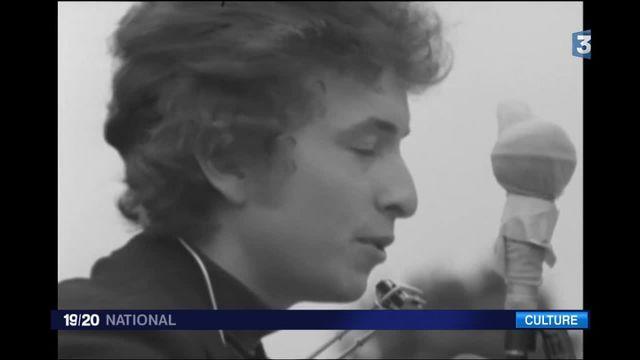 Bob Dylan : prix Nobel de la littérature