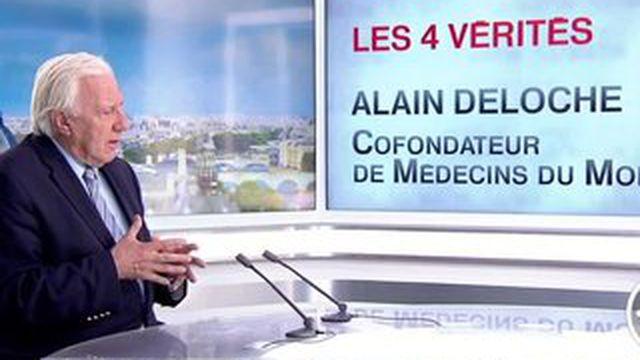"""Les 4 Vérités-Alain Deloche : """"Il faut poursuivre l'aide internationale pour le Népal"""""""