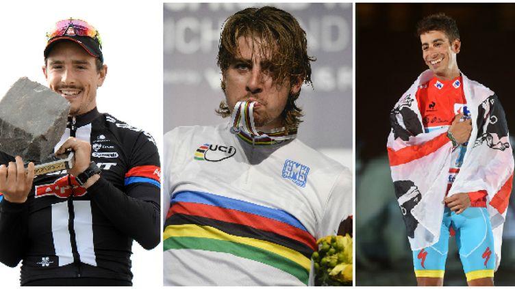 John Degenkolb, Peter Sagan et Fabio Aru, vent de fraîcheur sur le cyclisme mondial