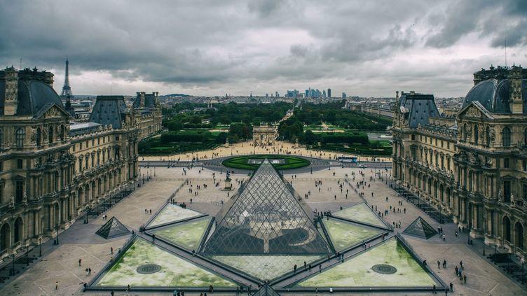 Musée du Louvre, 2014  (GELOT ANTHONY / HEMIS.FR / HEMIS.FR / HEMIS / AFP)