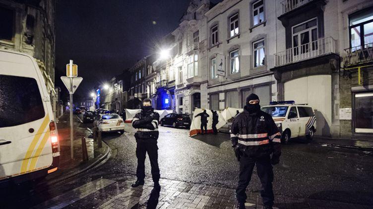 (Deux interpellations ont eu lieu en France dans le cadre de l'opération antiterroriste belge © Reuters)