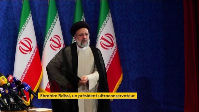 Iran : les défis à relever pour Ebrahim Raïssi