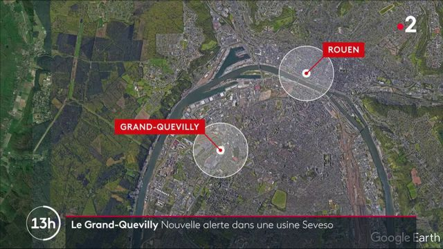 Seine-Maritime : nouvel incident dans une usine classée Seveso