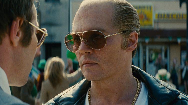 """Johnny Depp dans """"Strictly Criminal""""  (Warner Bros Ent. )"""