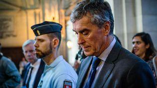 L'ancien ministre du Budget, Jérôme Cahuzac, le 7 septembre 2016. (MAXPPP)