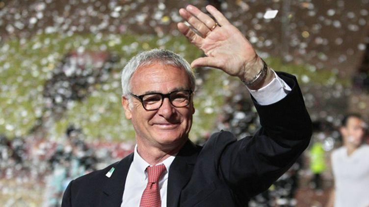 Claudio Ranieri. (JEAN CHRISTOPHE MAGNENET / AFP)