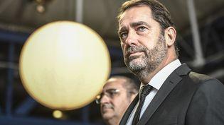 Christophe Castaner, le 4 décembre 2018, à Paris. (STEPHANE DE SAKUTIN / AFP)