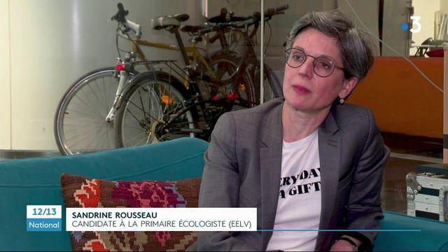 Politique : Sandrine Rousseau, première candidate officielle à la primaire des verts