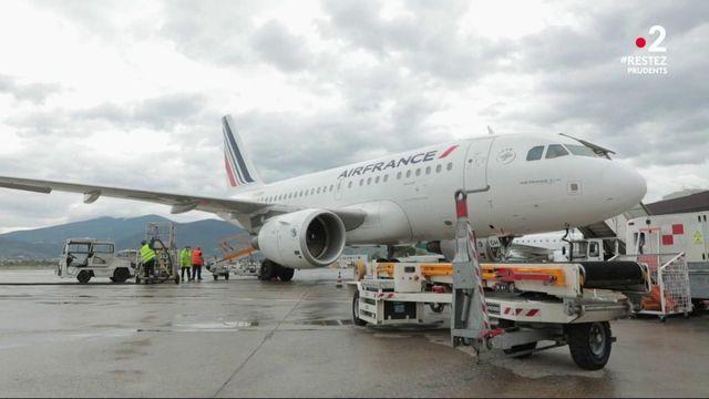 Transports : Air France reprend petit à petit ses vols