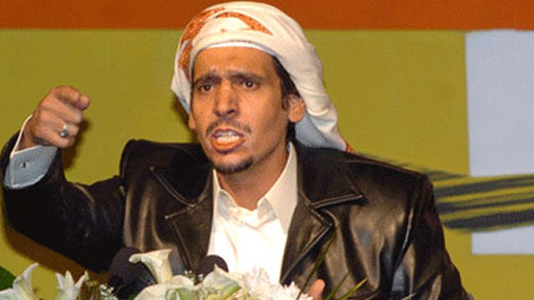 Le poète qatari Mohammed Al-Ajmi, alias Ibn al-Dhib.  (DR)