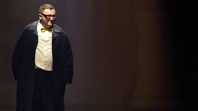 Alber Elbaz quitte Lanvin  (Miguel Medina / AFP)