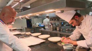 L'excellence au menu : les apprentis-chefs ouvrent enfin leur restaurant  (France 2)
