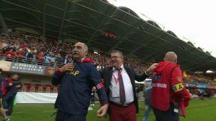 Aimé Giral sera le premier stade de France à pouvoir accueillir plus de 5000 spectateurs