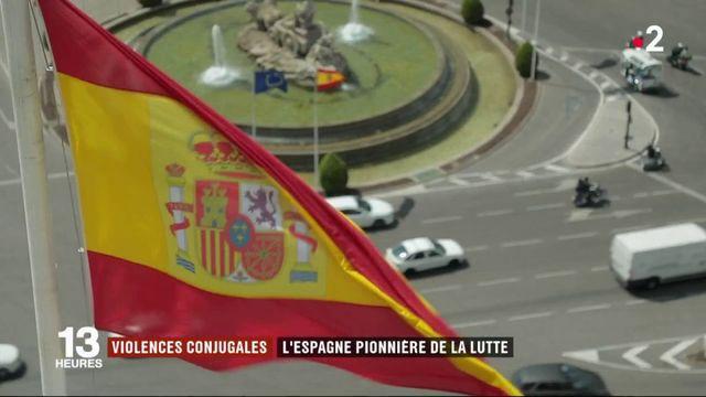 Espagne : en avance dans la lutte contre les violences conjugales