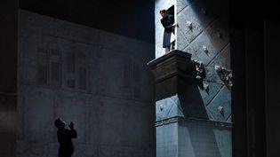 """""""Roméo et Juliette"""" à la Comédie-Française, mise en scène d'Eric Ruf  (Vincent Pontet/Comédie-Française)"""