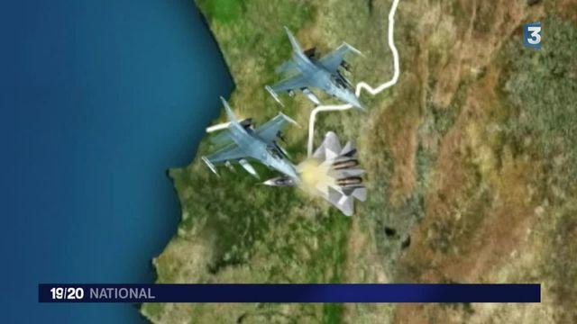 Un avion russe abattu par la Turquie : l'OTAN appelle au calme