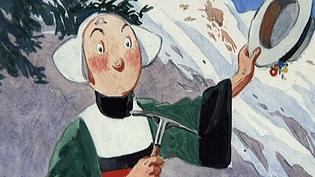 Bécassine, première héroïne de BD  (J.P. Pinchon)