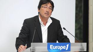 Philippe Ballard, en 2008, à Paris. (CHRISTOPHE MORIN / MAXPPP)
