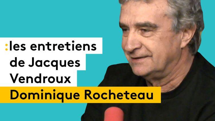 Dominique Rocheteau invité de Jacques Vendroux en janvier 2020 (RADIO FRANCE)