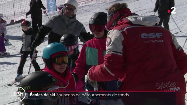 Ski : l'ESF soupçonnée de détournement de fonds