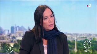 Dorothée Oliéric. (France 2)