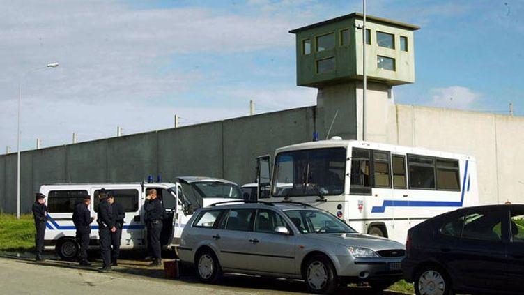 (La prison d'Arles est réputé pour être l'un des lieux les plus surs de France © Maxppp)