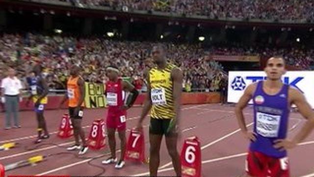Mondiaux d'athlétisme : Jimmy Vicaut, une chance pour la France