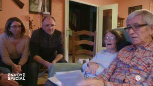 Envoyé spécial. Christiane atteinte de la maladie de Charcot, a choisi de se faire euthanasier (ENVOYÉ SPÉCIAL  / FRANCE 2)