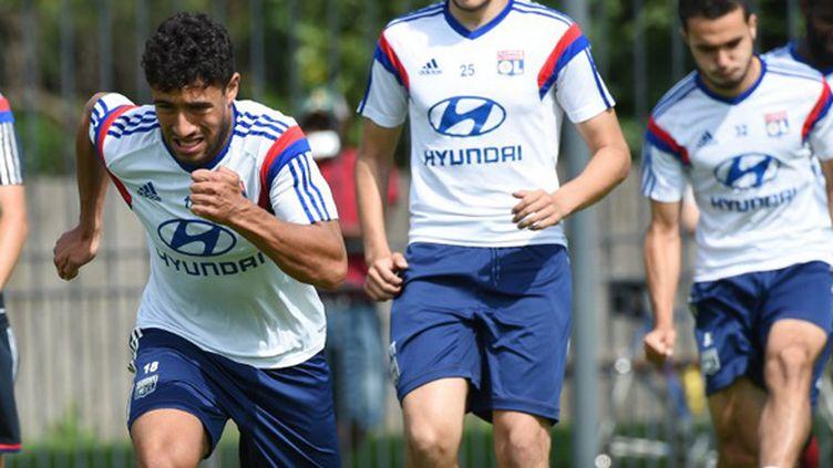 Nabil Fekir (Olympique Lyonnais) (PHILIPPE DESMAZES / AFP)