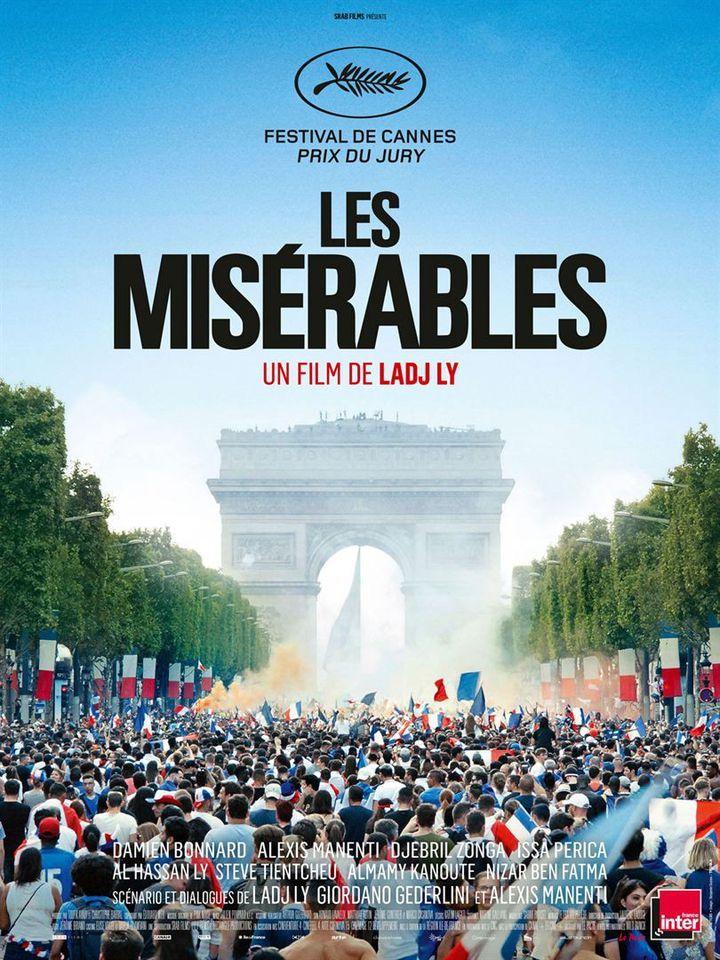 """L'affiche de """"Les Misérables"""" de Ladj Ly. (Wild Bunch)"""