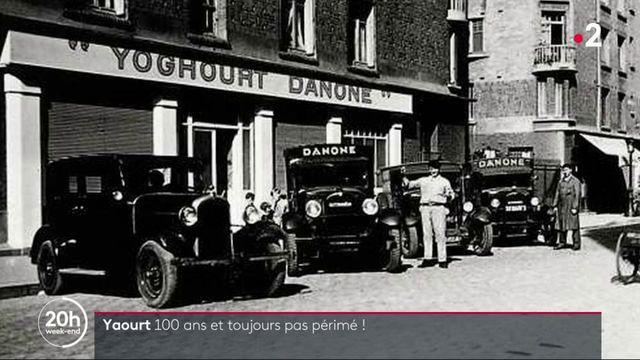 Alimentation : le yaourt a 100 ans