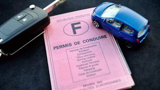 """Un vaste trafic de permis de conduireaété démantelé à la préfecture de Nanterre (Hauts-de-Seine), selon les informations du """"Parisien"""", le13 mai 2016. (PHILIPPE HUGUEN / AFP)"""