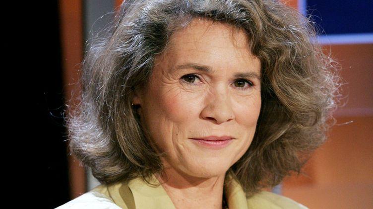 Isabelle Laffont nommée présidente des Editions JC Lattès  (PIERRE VERDY / AFP)