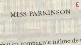 """François Cavanna raconte sa """"Lune de miel"""" avec Parkinson  (Culturebox)"""