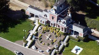 Neverland, le ranch de Michael Jackson est à vendre : 100 millions de dollars  (FRAZER HARRISON / GETTY IMAGES NORTH AMERICA / GETTY IMAGES/AFP)