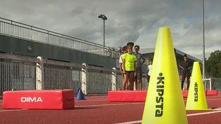 Sport chez les jeunes (FRANCE 2)