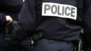 Le policier a été placé en garde à vue dans la nuit de mardi à mercredi 15 août. (FRED TANNEAU / AFP)