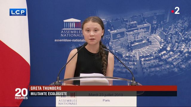 Gretha Thunberg : la jeune activiste écologiste qui dérange