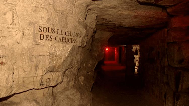 Les sous-terrains de Paris et leurs mystères  (France 3 / Culturebox)