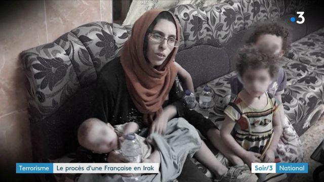 Terrorisme : le procès d'une Française en Irak