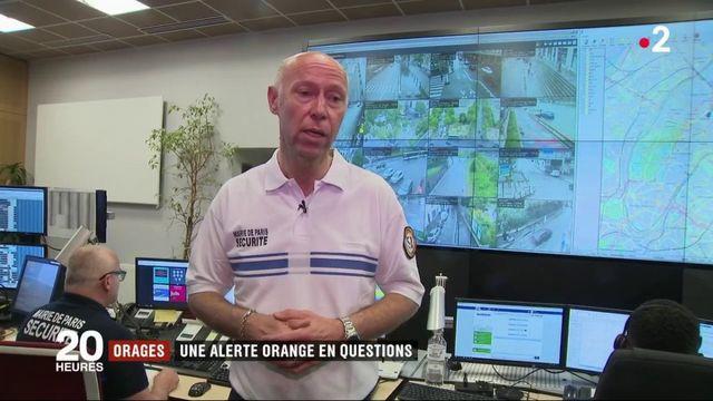 Orages : quelles mesures de précaution en cas d'alerte ?