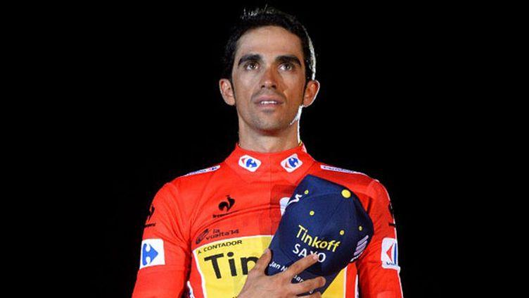 Il reste deux saisons à Alberto Contador pour étoffer son palmarès (DE WAELE TIM / TDWSPORT SARL)