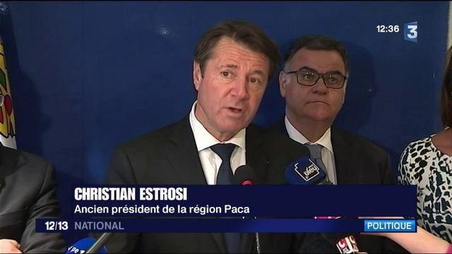 Christian Estrosi : entrera, n'entrera pas au gouvernement Macron ?