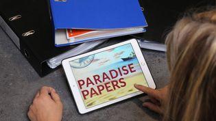 """L'ICIJ a publié, dimanche 5 novembre, les premières révélations de sa nouvelle enquête, """"Paradise Papers"""". (MAXPPP)"""