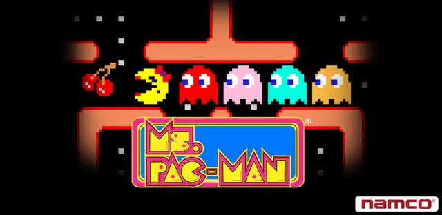 Ms. Pac-Man, en 1981. (YOUTUBE.COM)
