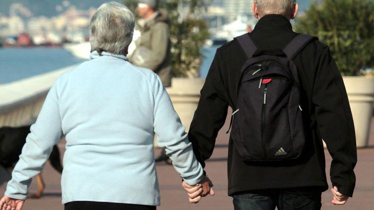 (L'avenir des retraités plus serein d'ici 2020 © MaxPPP)