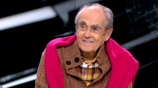 Michel Legrand invité du 20 heures de France2  (France 2 / Culturebox)