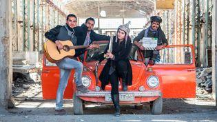 Quatre jeunes Afghans prêts à tout pour rouvrir le cinéma de Kaboul  (Destiny Films)
